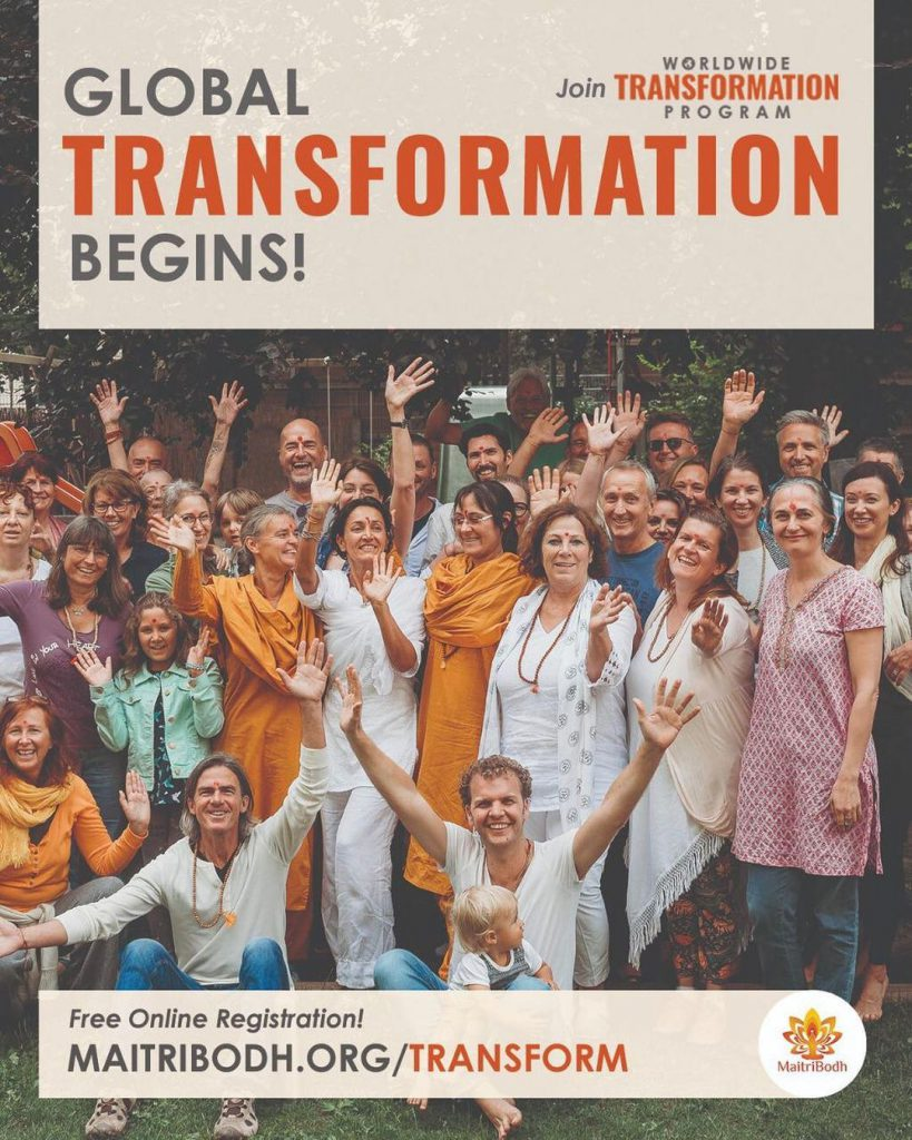 Global Transformation Begins